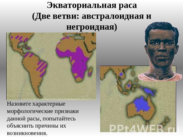 презентация по биологии 11 класс человеческие расы их происхождение и единство