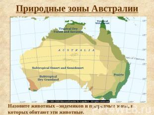 Презентация на тему австралия