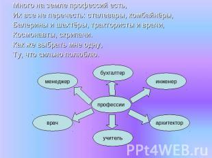 На моя профессия будущая психолог тему презентацию