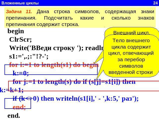 Программа Вывода Слова Определенным Символом