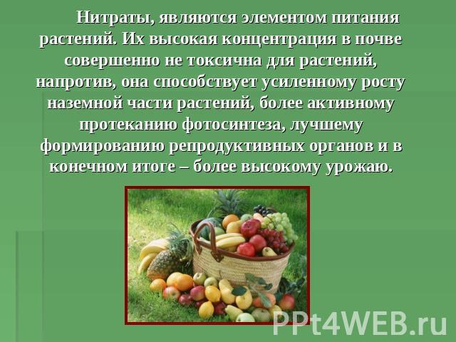 нормы здорового питания