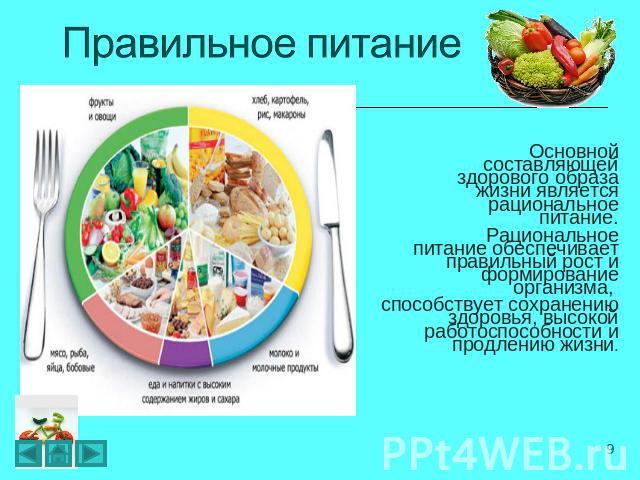 Правильное питание и спорт p