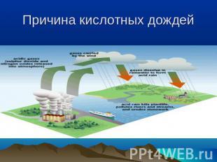 Презентация По Природоведению 5 Класс Кислотные Дожди