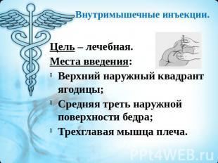 внутримышечные паразиты у человека
