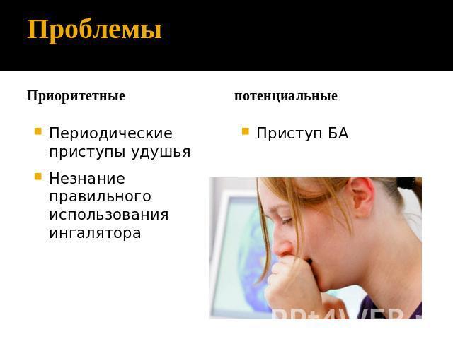 описание рентгенограмм при бронхиальной астме