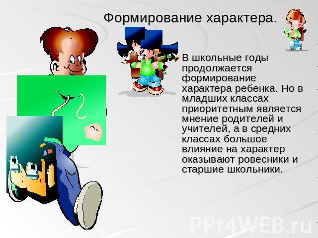 Характер Человека Презентация