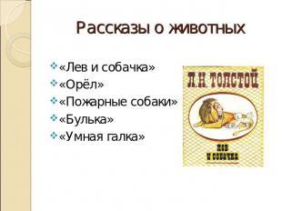 5 презентация лев толстой
