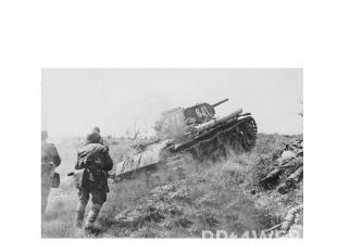После этой битвы началось массовое изгонение гитлеровскихзахватчиков вместе с нашей терр