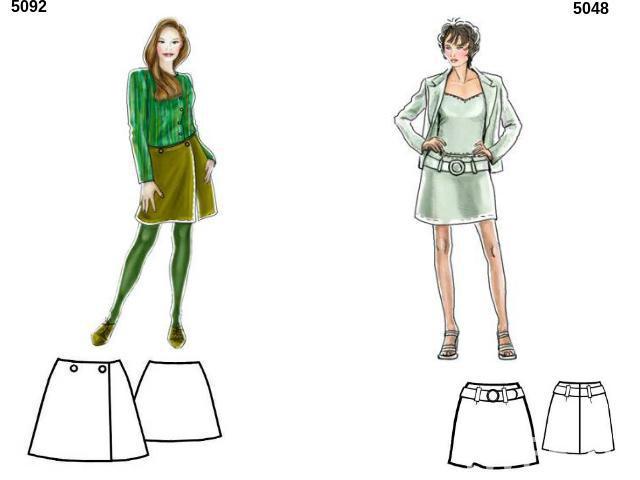 Презентация моделирование юбки