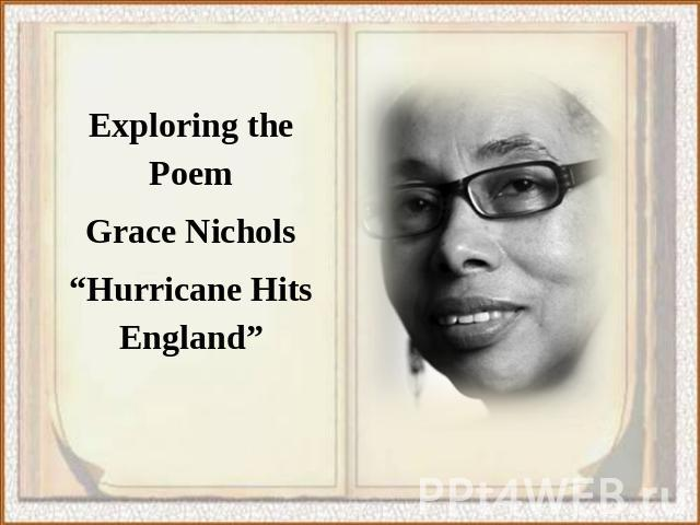 Hurricane hits england essay