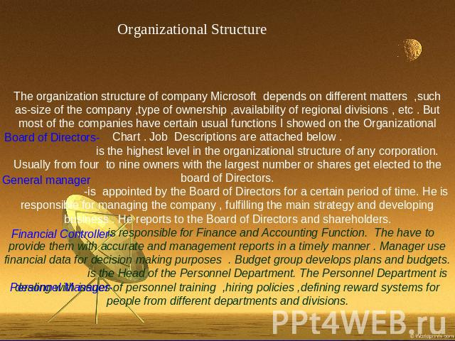 an introduction to the history of microsoft corporation headed by bill gates Gates and allen started microsoft—originally called micro-soft,  the company  went on to license its ms-dos operating system to ibm for its first  lead story  1968  bill france jr, the leading force behind the transformation of the national .