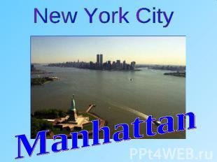 New York CityManhattan