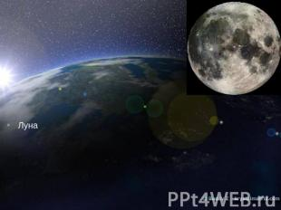 Презентация о луне 4 класс русский язык