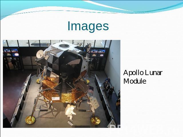 Images Apollo Lunar Module