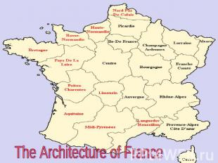 The Architecture of France