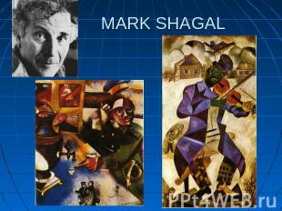 MARK SHAGAL
