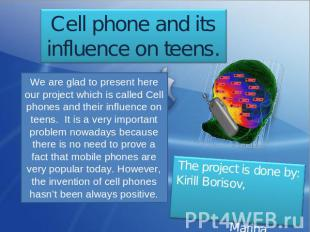 the necessity of the mobile phone today english language essay The dangers of cell phones in society - in today's society, having a cell phone is almost a mobile phone radiation english to foreign language.