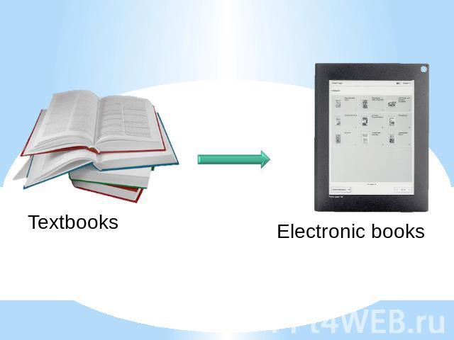 electronical devices for books essay Electronic media such as the internet, e-books and tablet readers may be having an effect on the print media sector this essay finds out if.