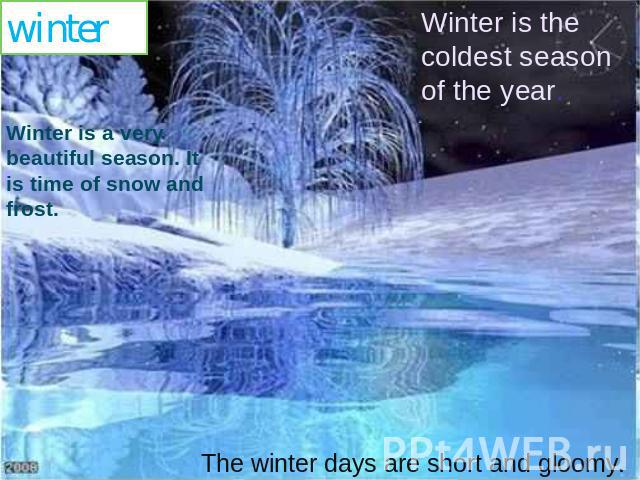 winter is the best season essay Winter may seem like the worst season of them all (it's cold, snowy, cloudy), but when you really think about all that happens during the winter season, you realize it's really one of the best seasons.