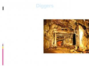 Diggers They are attracted with mystery of subways, dangers of the underground w
