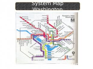 System Map Washington