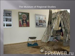 The Museum of Regional Studies