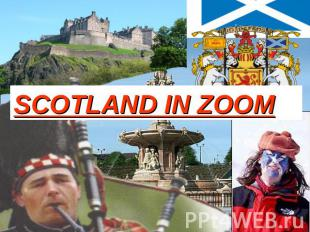 Scotland in zoom