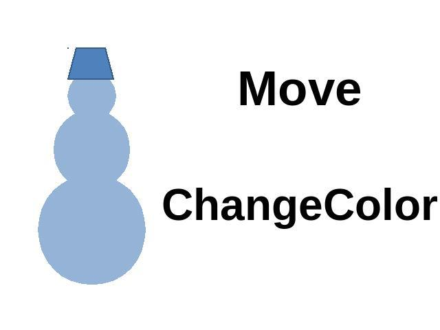 Move ChangeColor