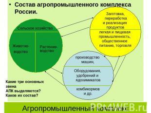 россии картинки агропромышленный комплекс