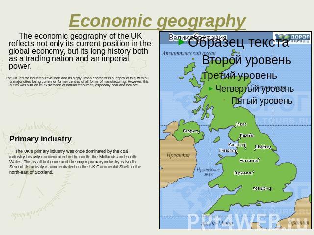 economic history of the united kingdom