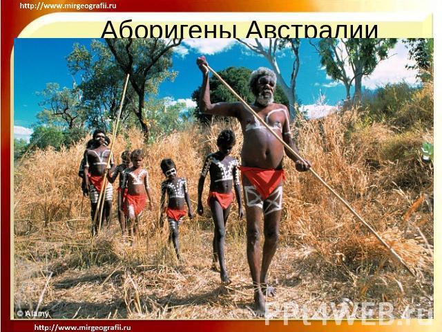 essay on aborigines