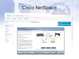 Cisco NetSpace