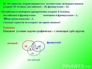 Задача по кругам эйлера с решением модуль решение проектных задач