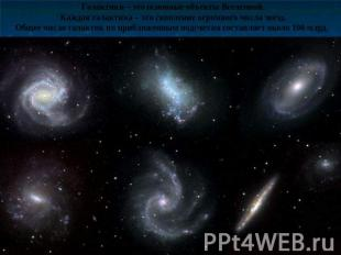 фото виды галактик