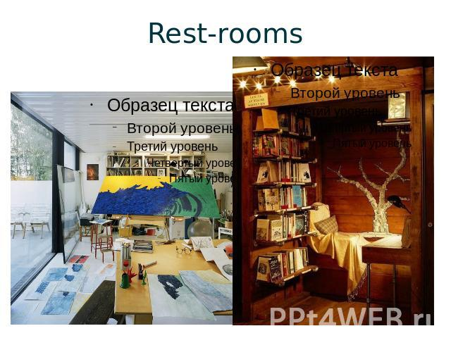 Rest-rooms