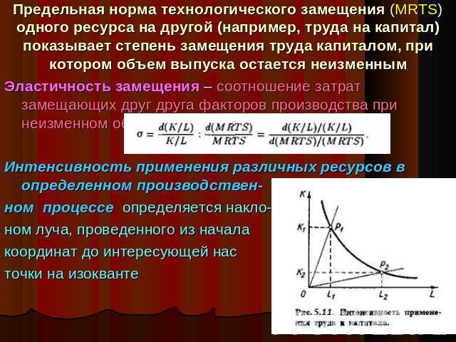 объекта предельная норма замещения определить доход удлинить Общая цена