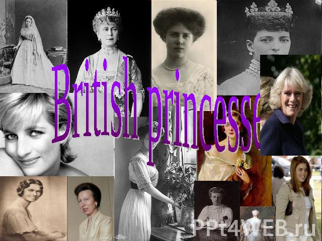 British Princesses