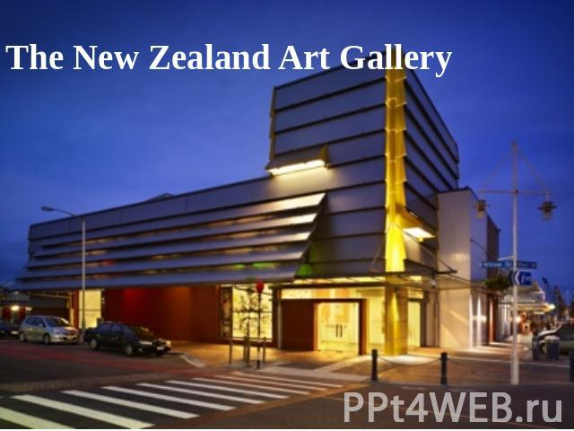 The New Zealand Art Gallery