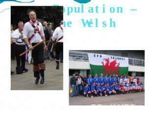 Population – the Welsh