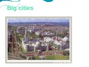 Big cities Cardiff