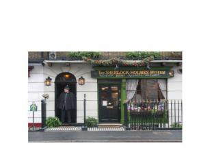 The Sherlock Holmes' Museum