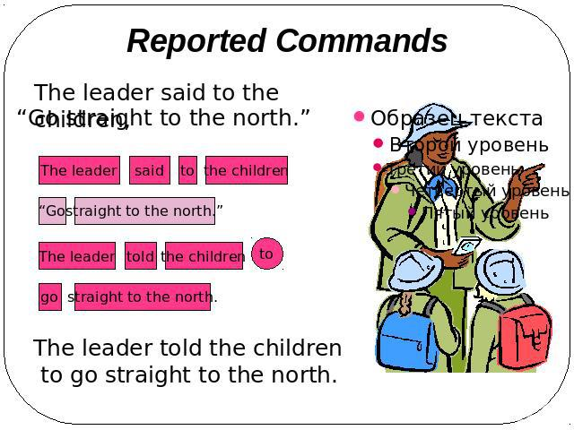 the leader report