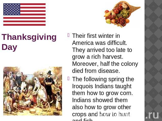 thanksgiving day 2 essay As an american holiday, they celebrate thanksgiving day more like the pilgrims did with turkey, stuffing, pumpkin pie and company of family and good friends thanksgiving in north america had originated from a mix of european and native traditions.