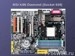 MSI K8N Diamond (Socket 939)