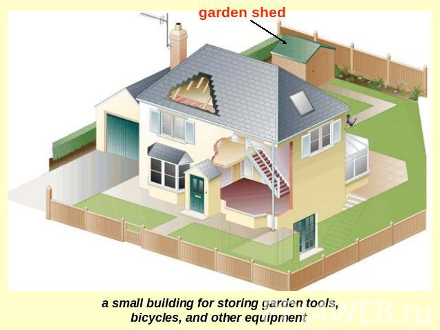 New Yankee Workshop Garden Shed  ezshedplanscom