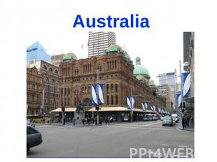 Australia was discovered by Captain cook in 1770.It is an unusual country, New Y