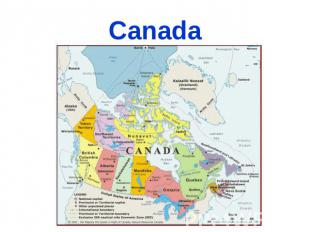 Canada Canada is a great country. The national emblem of Canada is the maple lea