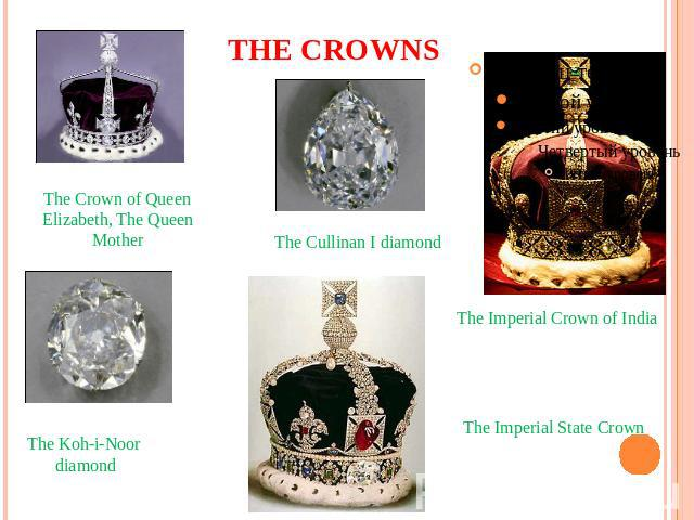 THE CROWNS