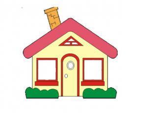 картинки для детей сказочный домик