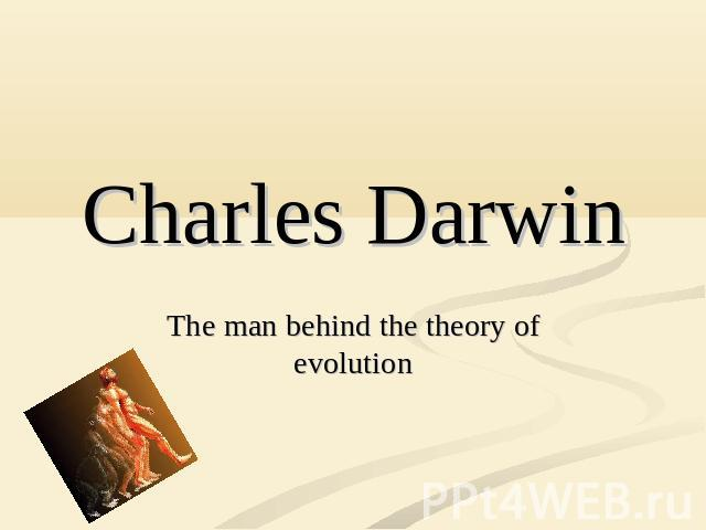 a description of charles darwins theory on evolution as accurate in my standards